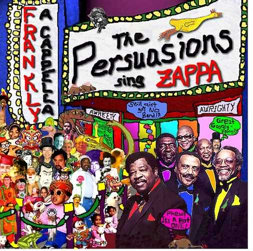 Persuasions, The - Papa Was A Rolling Stone